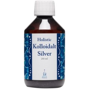 Holistic Kolloidalt Silver 250 ml